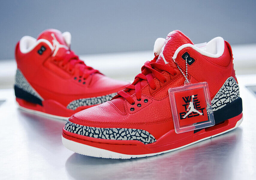 2017-DJ-Khaled-Air-Jordan-3-Grateful-PE-Red-Cement-Grey-For-Sale-66576