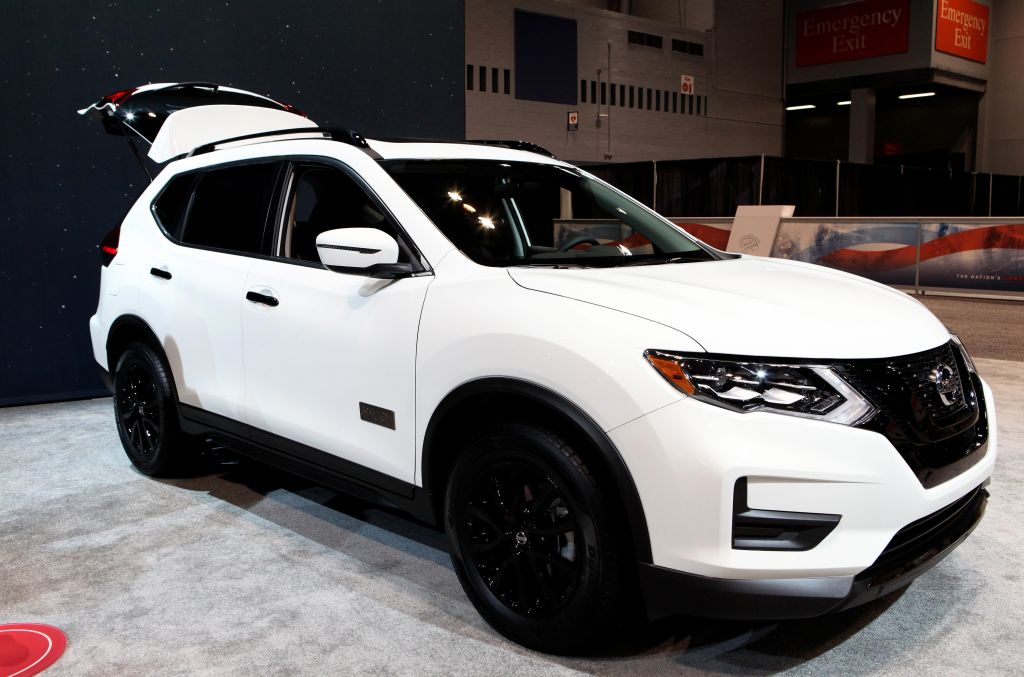 nissan rogue united states best selling cars