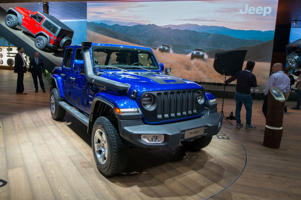 jeep wrangler best selling cars