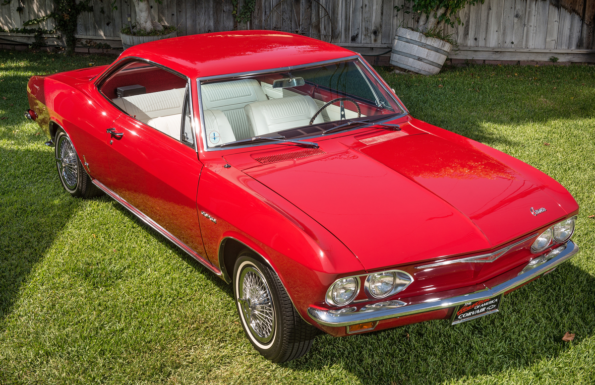 chevy corvair most dangerous cars ever