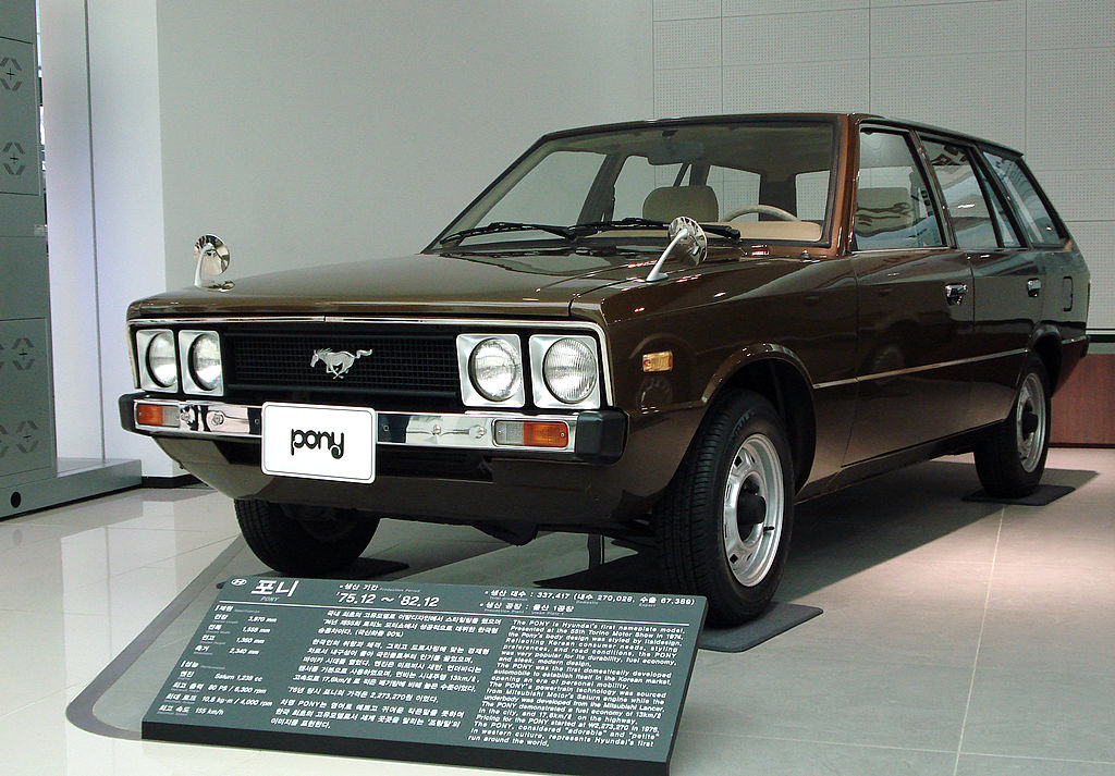 hyundai pony most dangerous cars ever