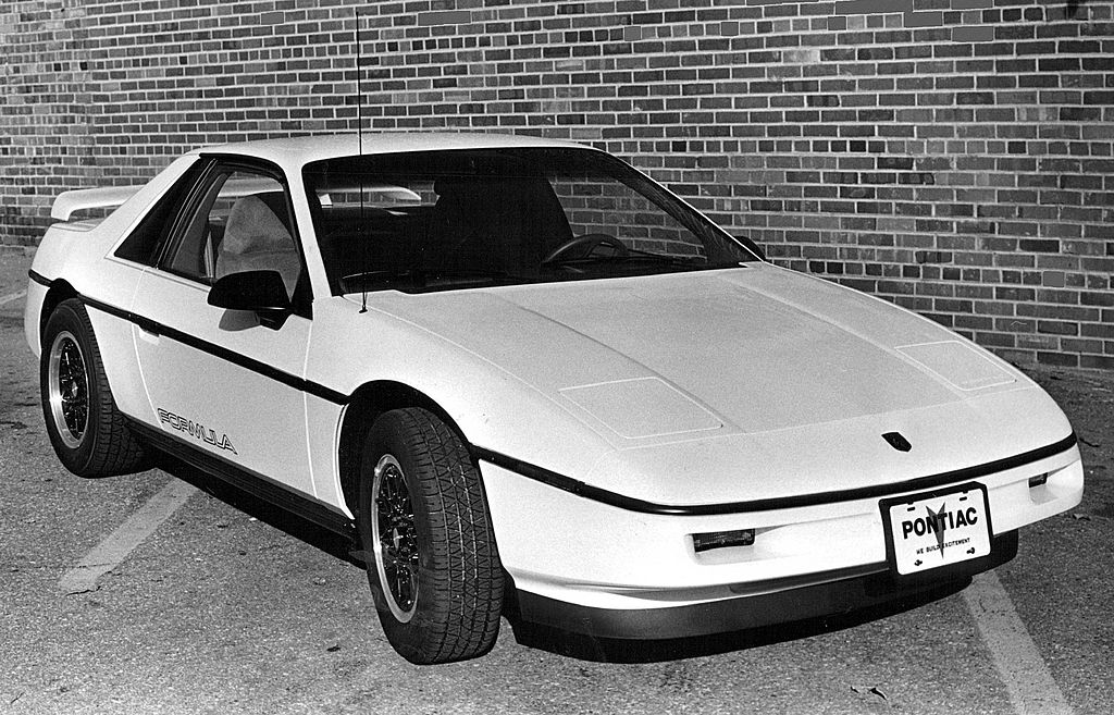 pontiac fiero most dangerous cars ever made