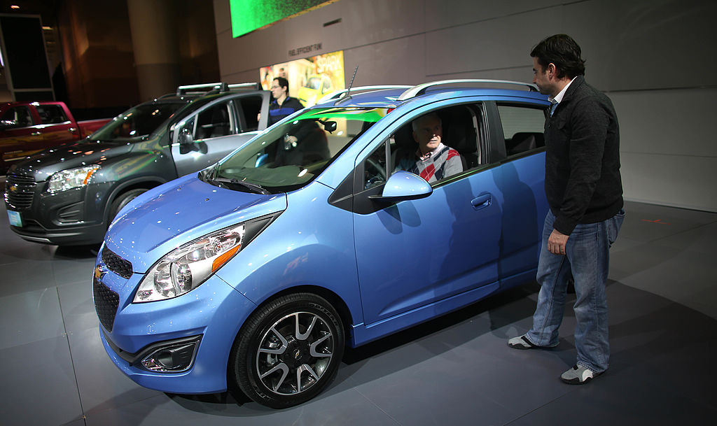 chevy spark most dangerous cars ever