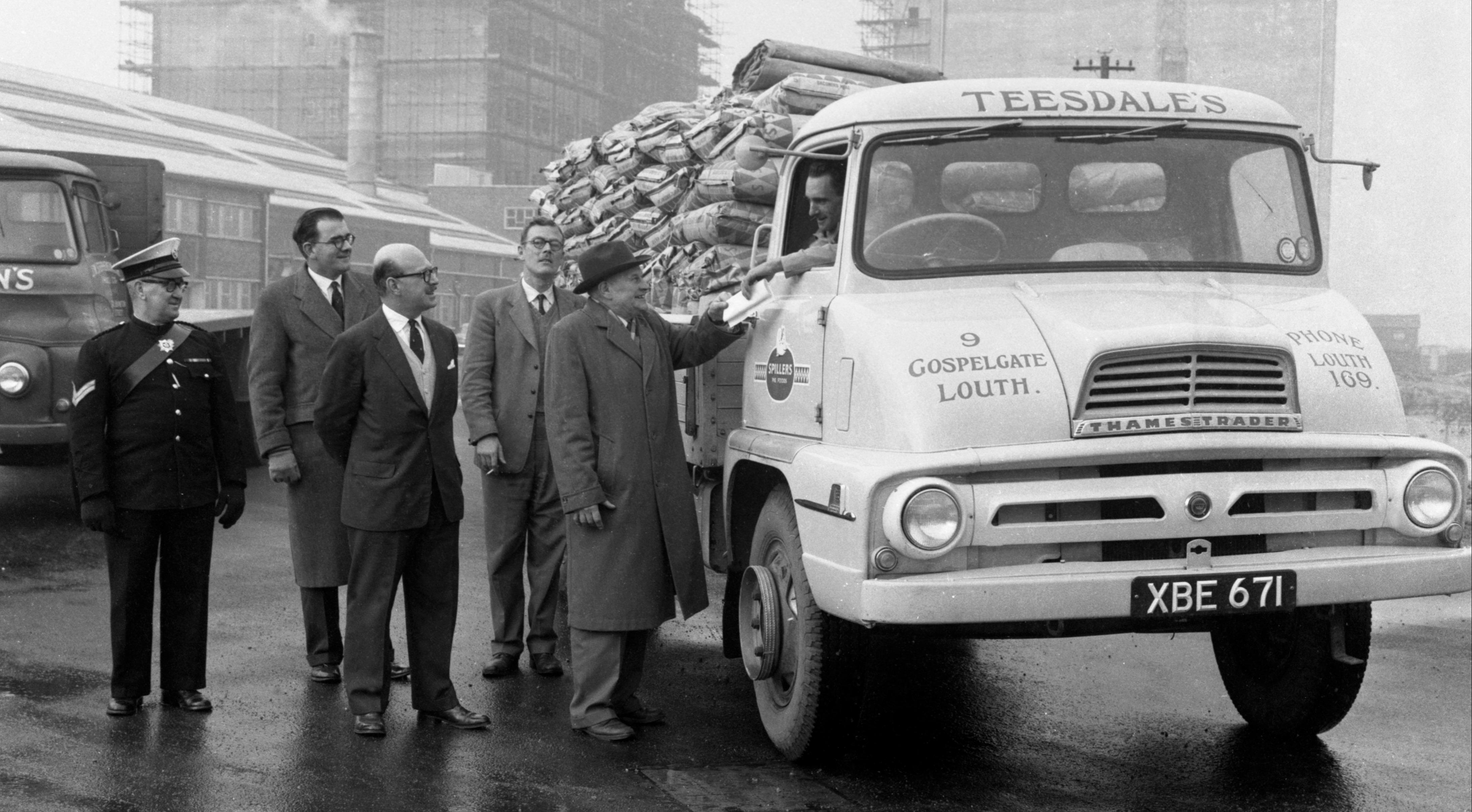 ford thames trader worst pickup trucks ever