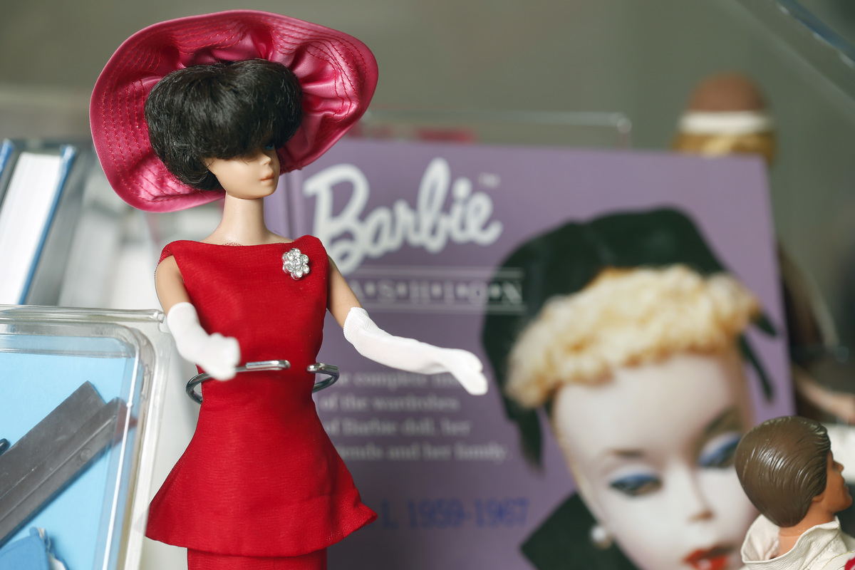 Barbie Doll Exhibition At