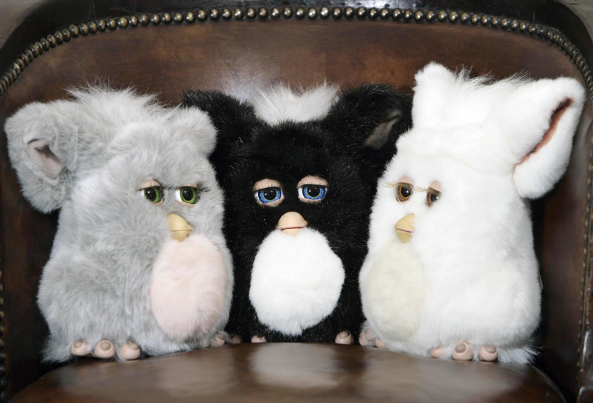 New Furby Launch