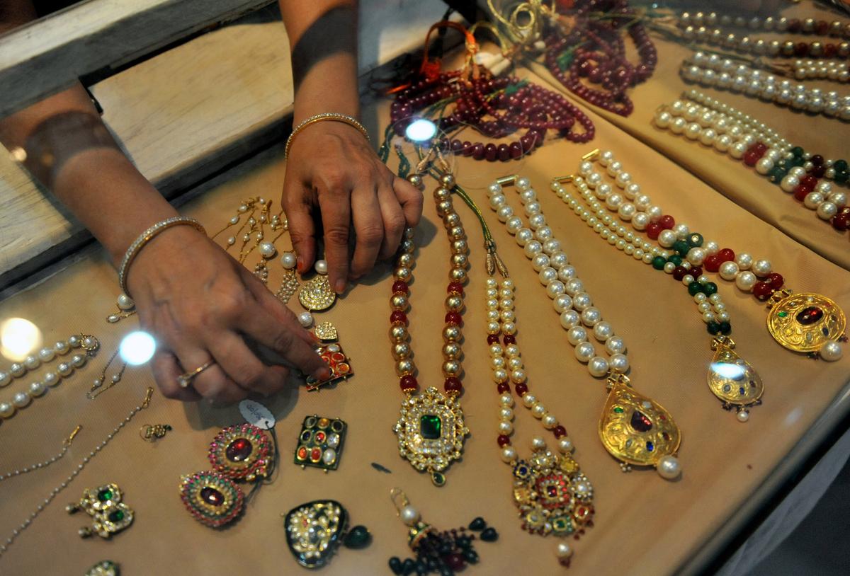 india top exports gems stones
