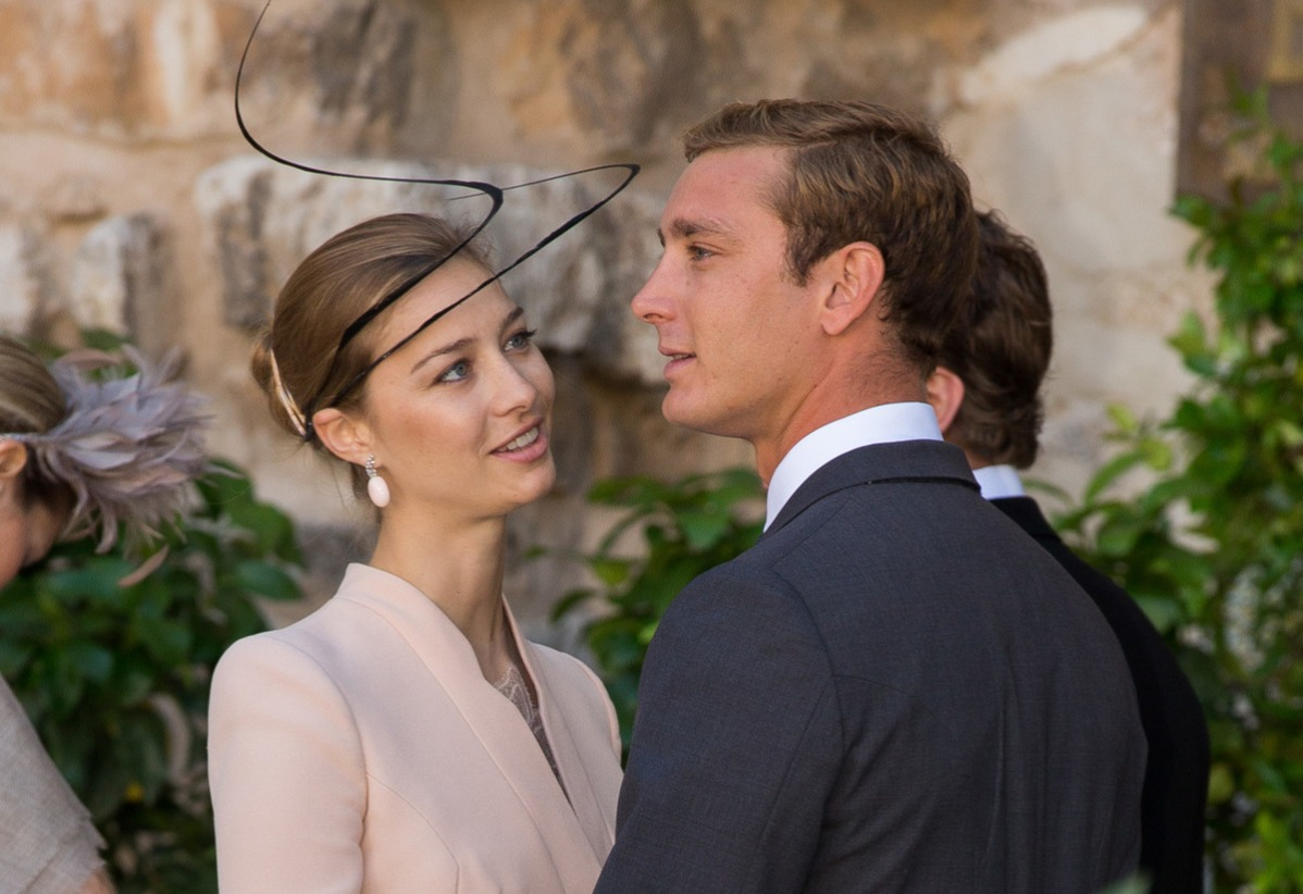 Pierre Casiraghi and Beatrice Borromeo attend Religious Wedding