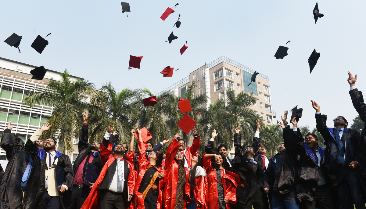 medical graduates - New Delhi, India