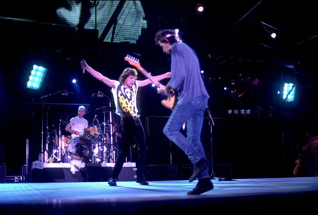 The Stones voodoo tour