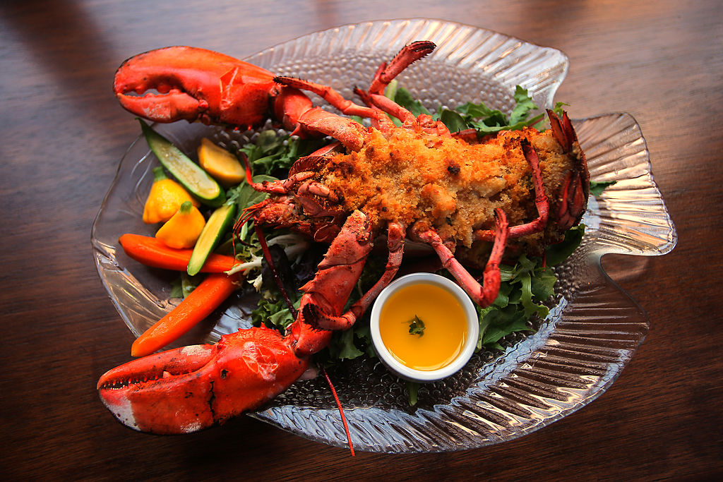 lobster restaurant anchor item