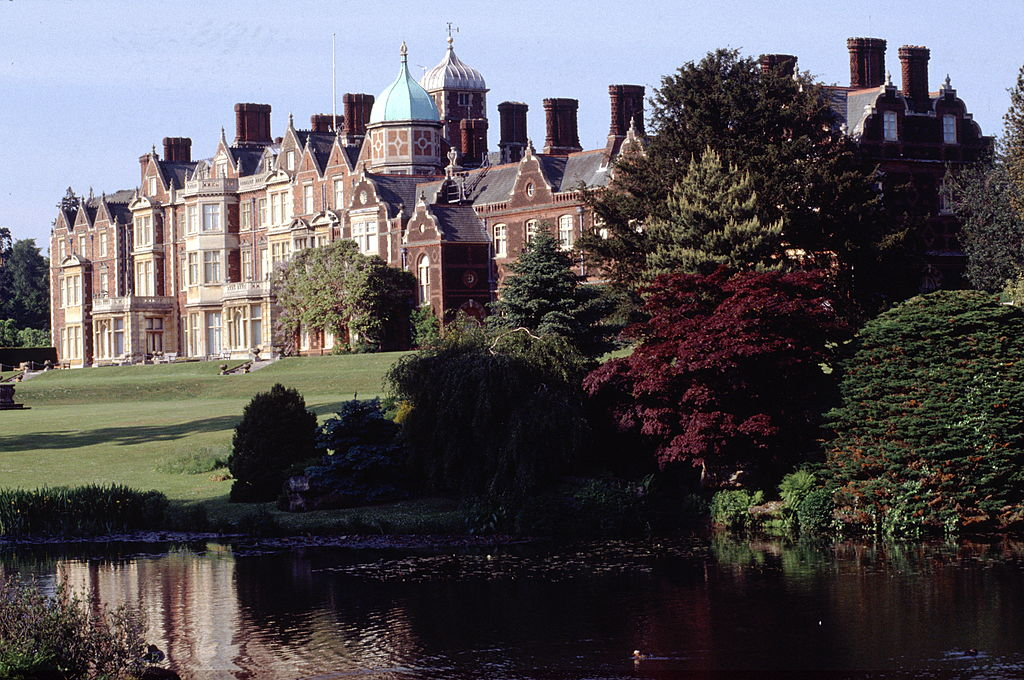 Queen Elizabeth II owns Sandringham as a country retreat