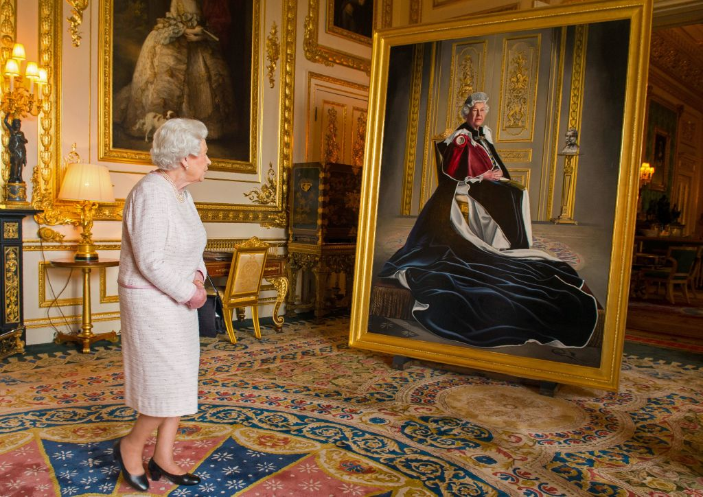 the queen's art collection is one of the most valuable in the world