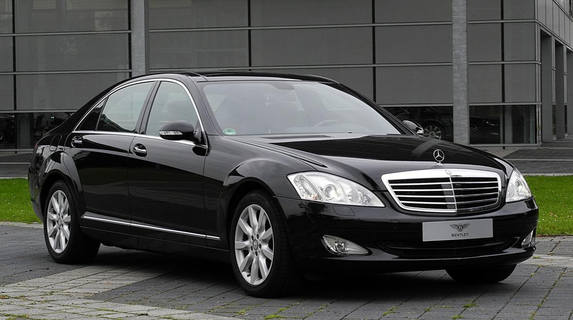 Mercedes-Benz S class cheap luxury cars