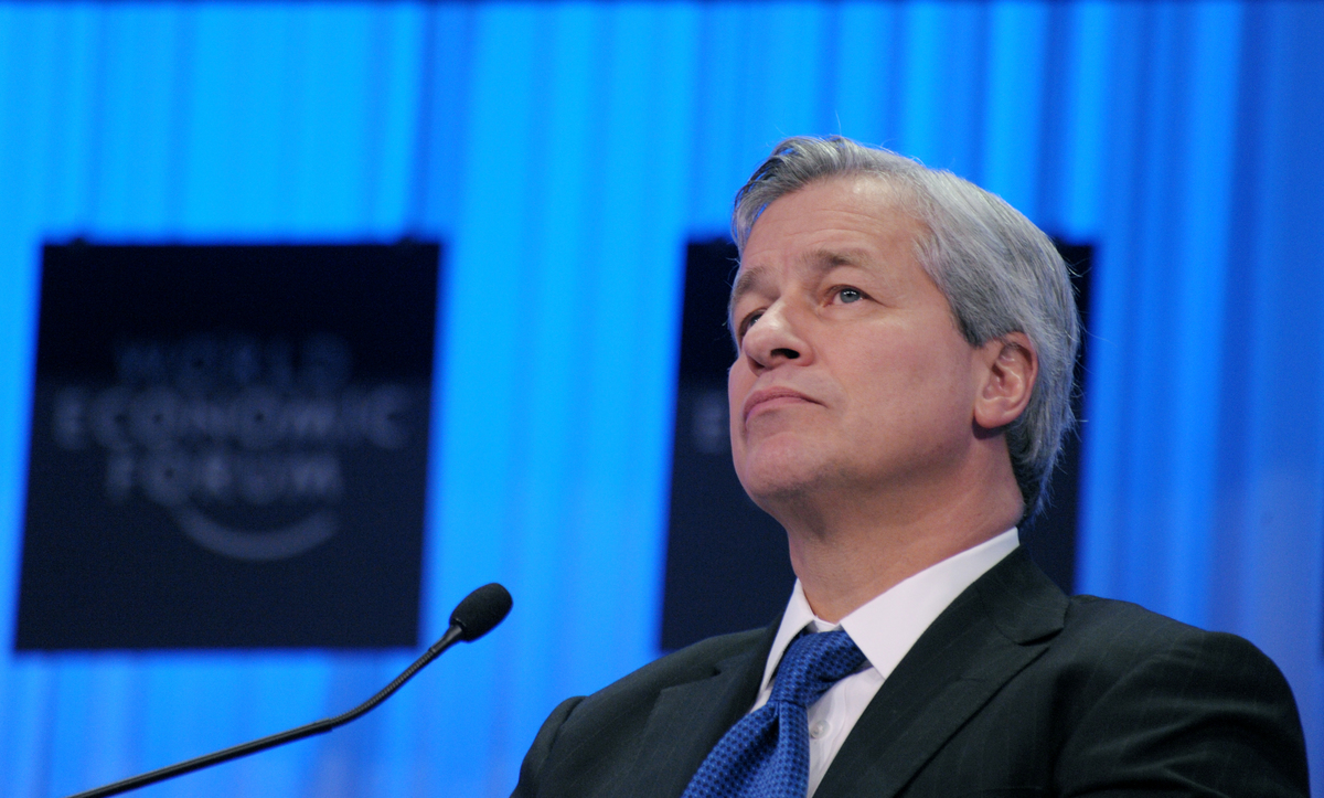 JPMorgan Chase Chairman and Chief Execut