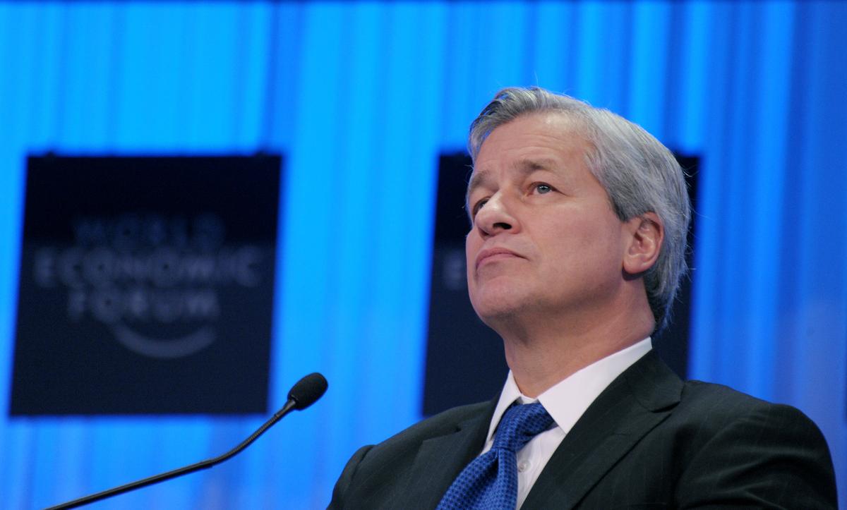 JPMorgan Chase Chairman and Chief Execut