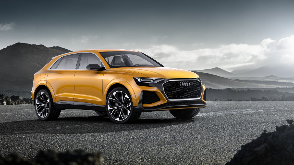 audi q8 is full of incredible safety features