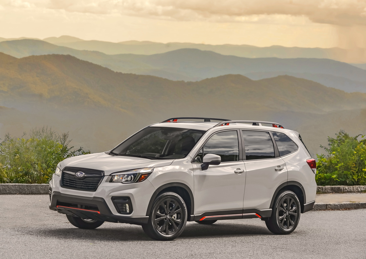 subaru forester can detect how sleepy the drivers is