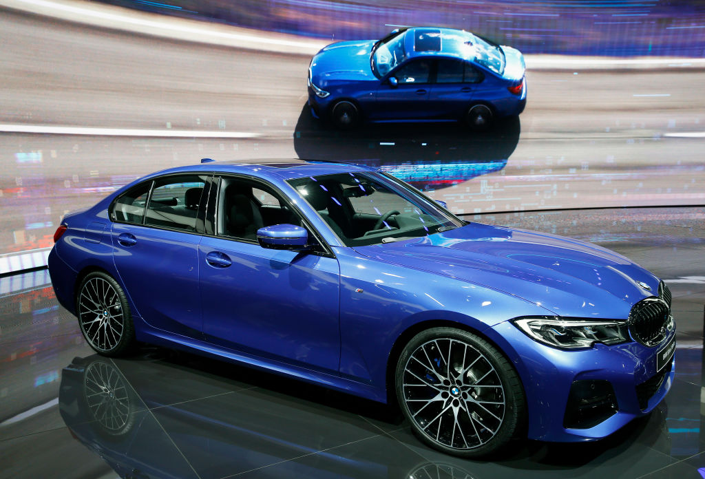 bmw 3 series has been safe for 40 years