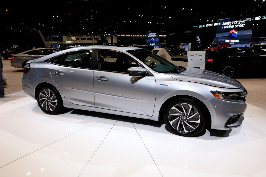 honda insight was designed to take driver safety into account first