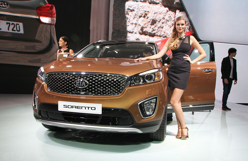 kia sorento is one of the safest cars on the road