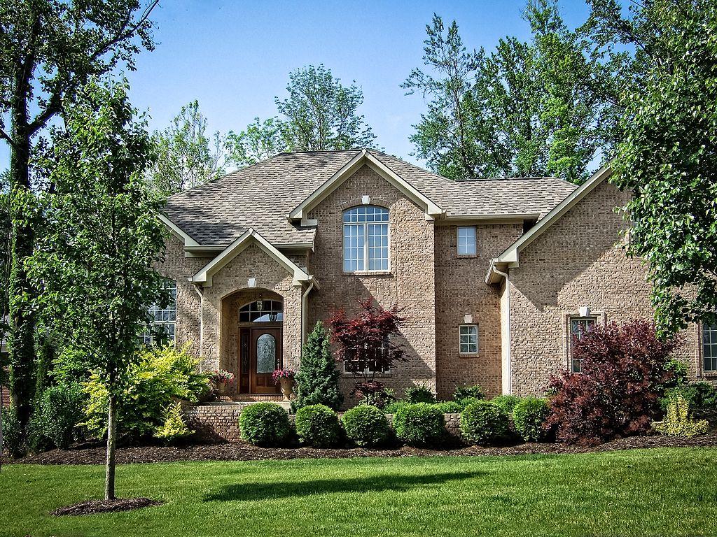 Indiana Two-story custom brick house