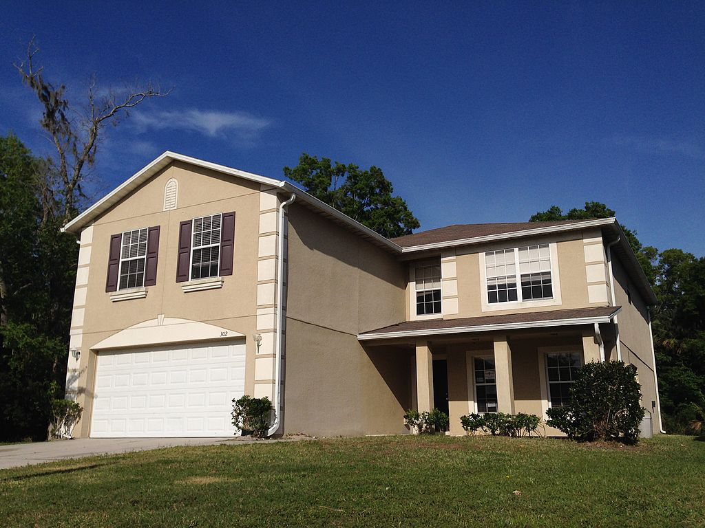 Florida suburb home with average mortgage at $1,316