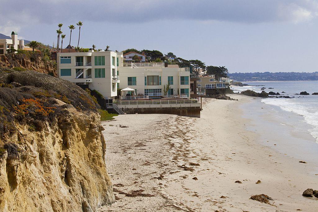 El Matador State Beach, Malibu, Los Angeles County, California.
