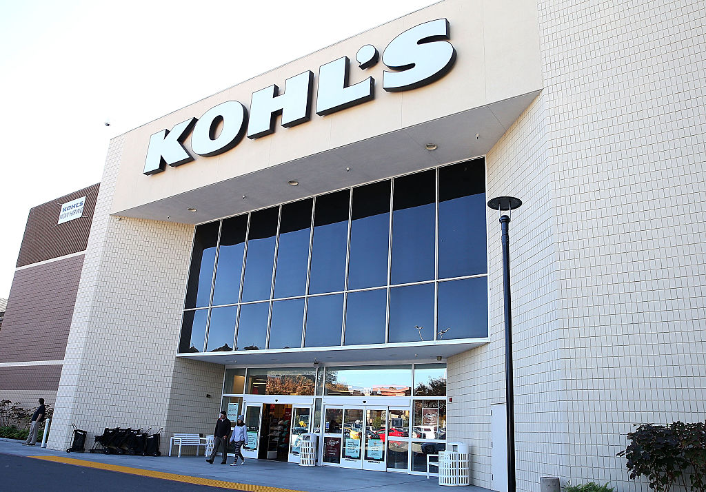 Kohl's in San Rafael, California