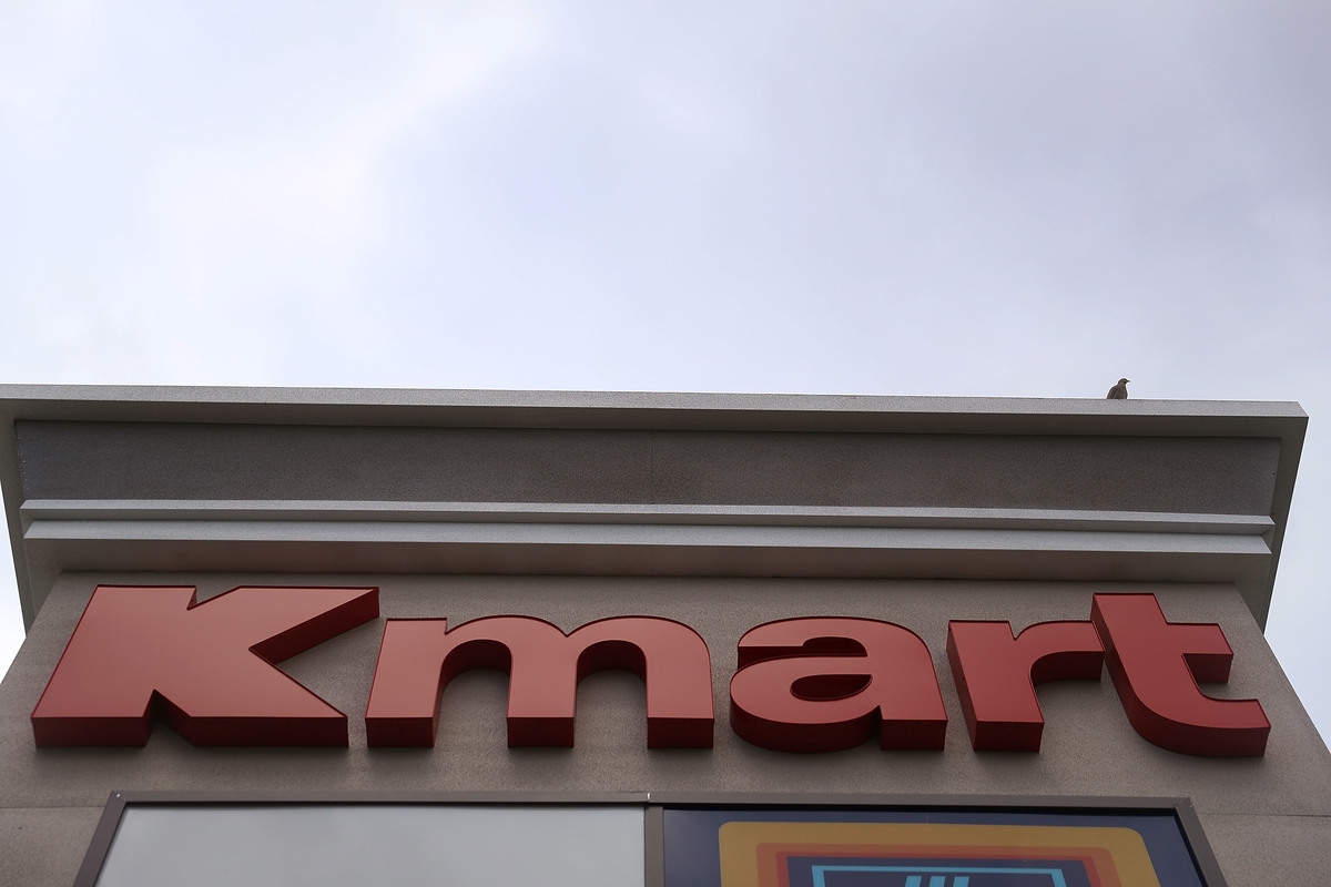 Kmart, now a part of Sears holdings, according to reports is closing 64 stores