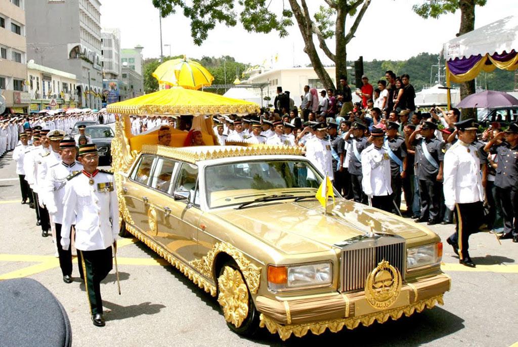 The Sultan Of Brunei