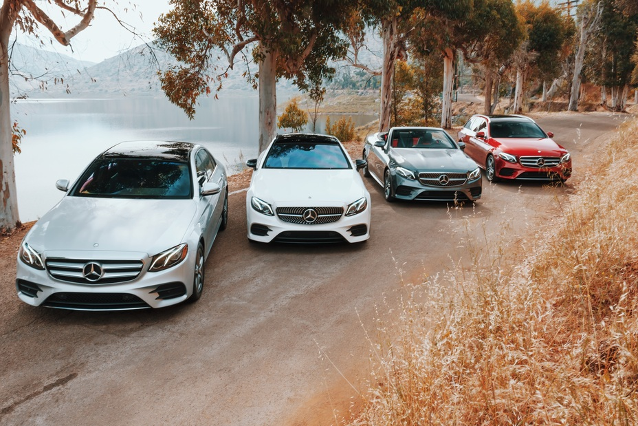 mercedes e class is a family full of safe cars