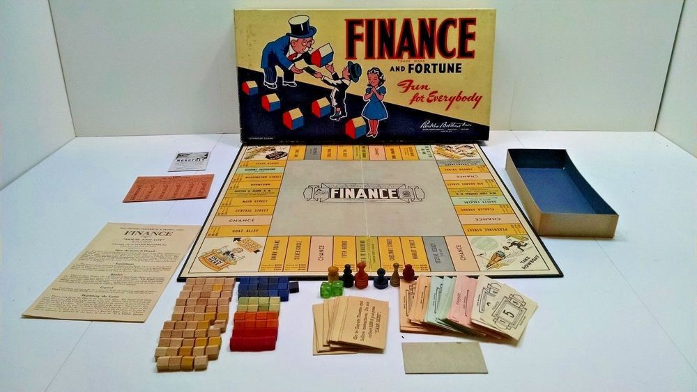 the finance and fortune game