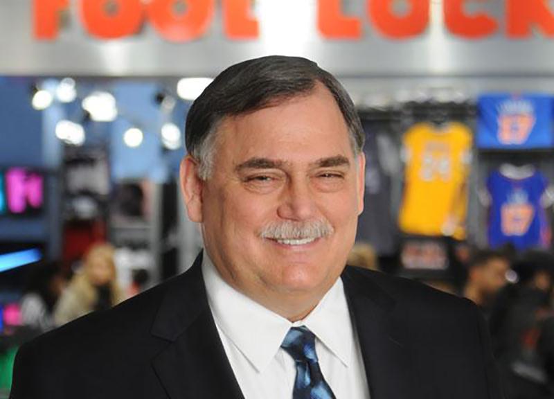 CEO of Foot Locker Ken Hicks