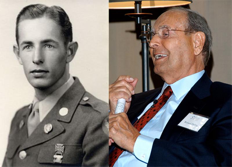 richard-devos-amway-founder-army-veteran