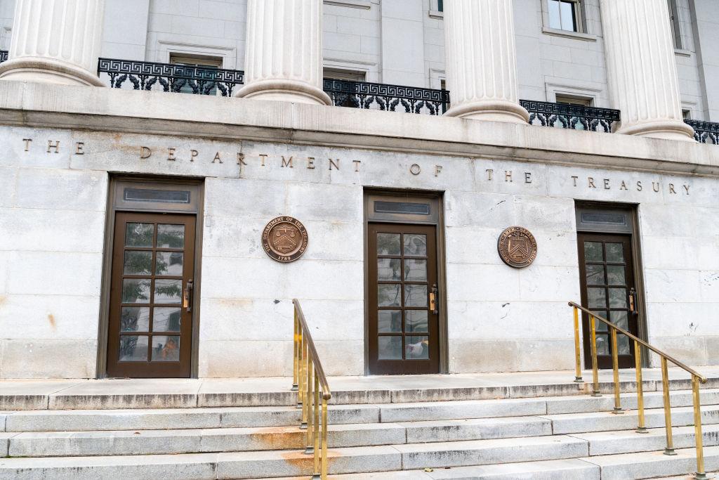 Treasury Securities -1061927664