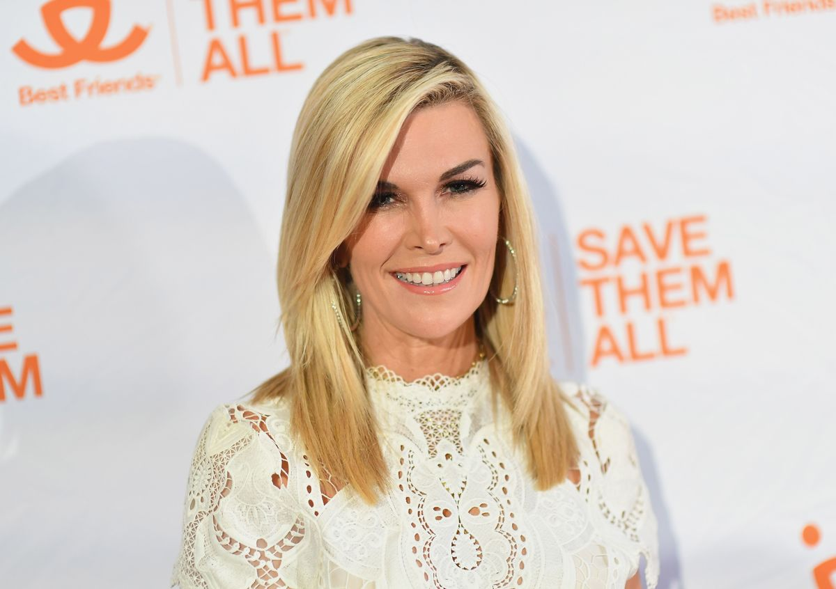 US socialite and television personality Tinsley Mortimer attends Best Friends Animal Society Hosts 4th Annual NYC Benefit To Save Them All at Guastavino's on April 2, 2019 in New York City.