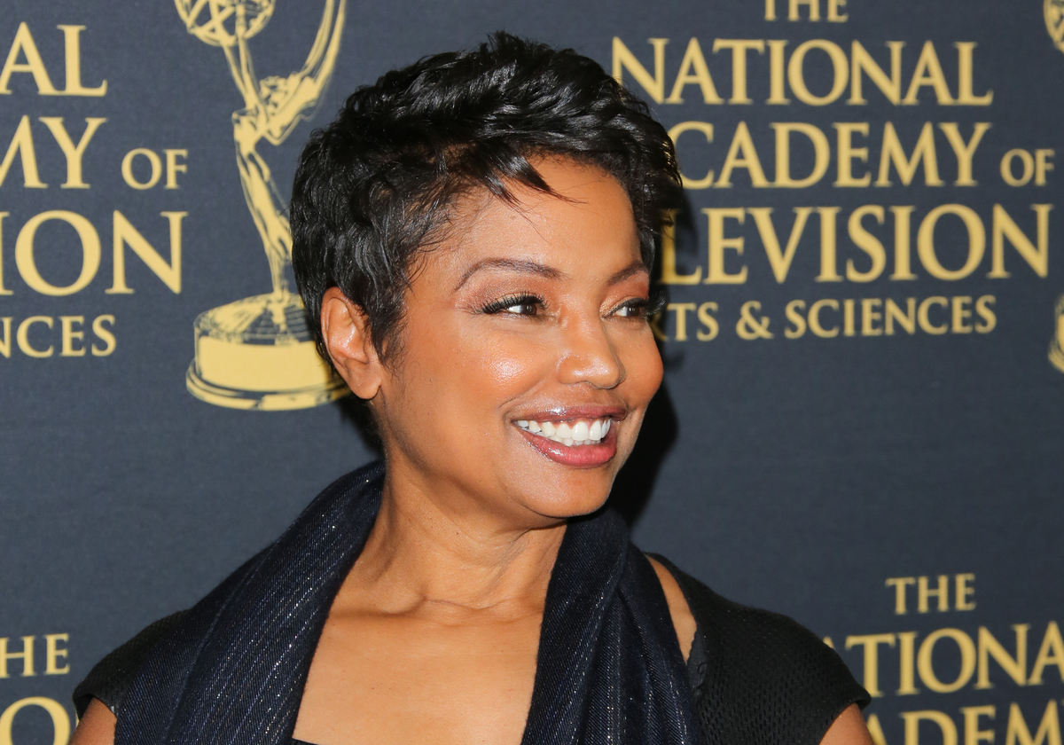 TV Personality Judge Lynn Toler attends the 42nd Annual Daytime Creative Arts Emmy Awards