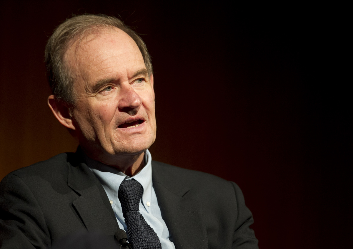 Attorney David Boies discusses the issue of gay marriage during the Civil Rights Summit