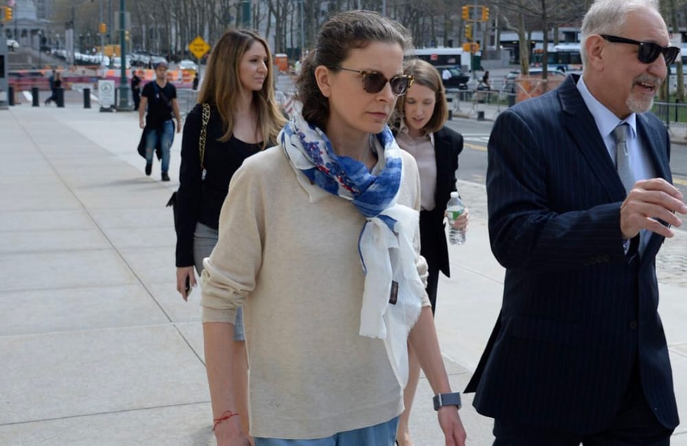 clare bronfman pleaded guilty in 2019