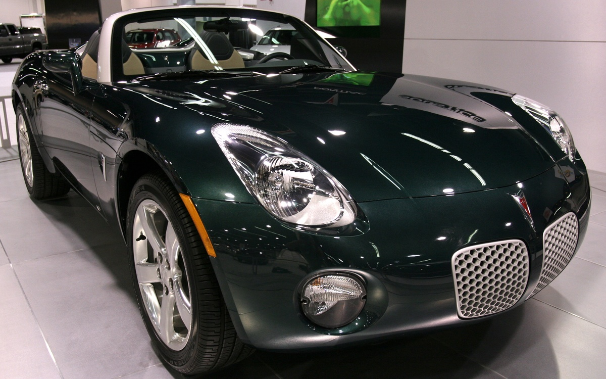 California International Auto Show In Anaheim, United States On October 05, 2005.
