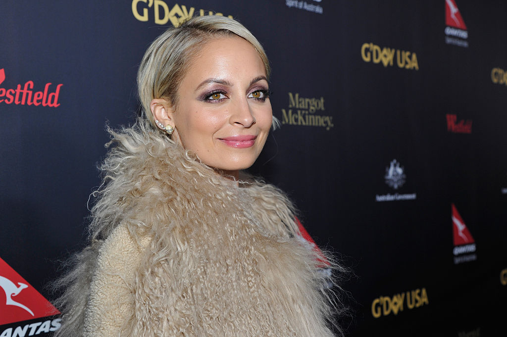 Nicole Richie attends the 2016 G'Day Los Angeles Gala at Vibiana