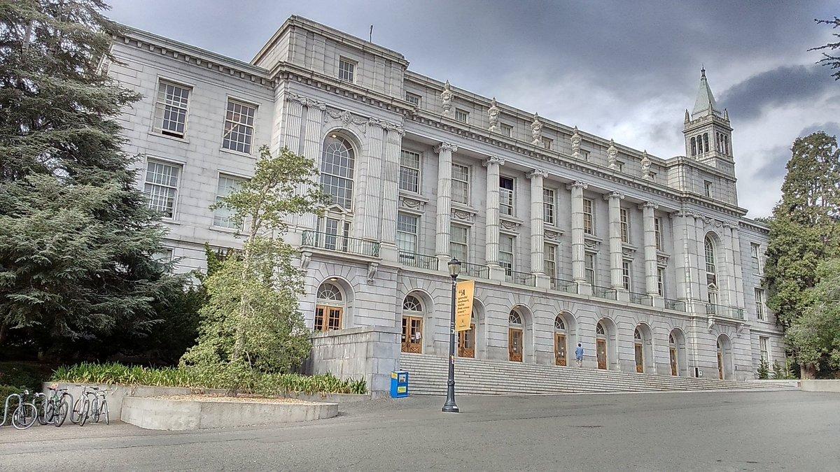 UC Berkeley building