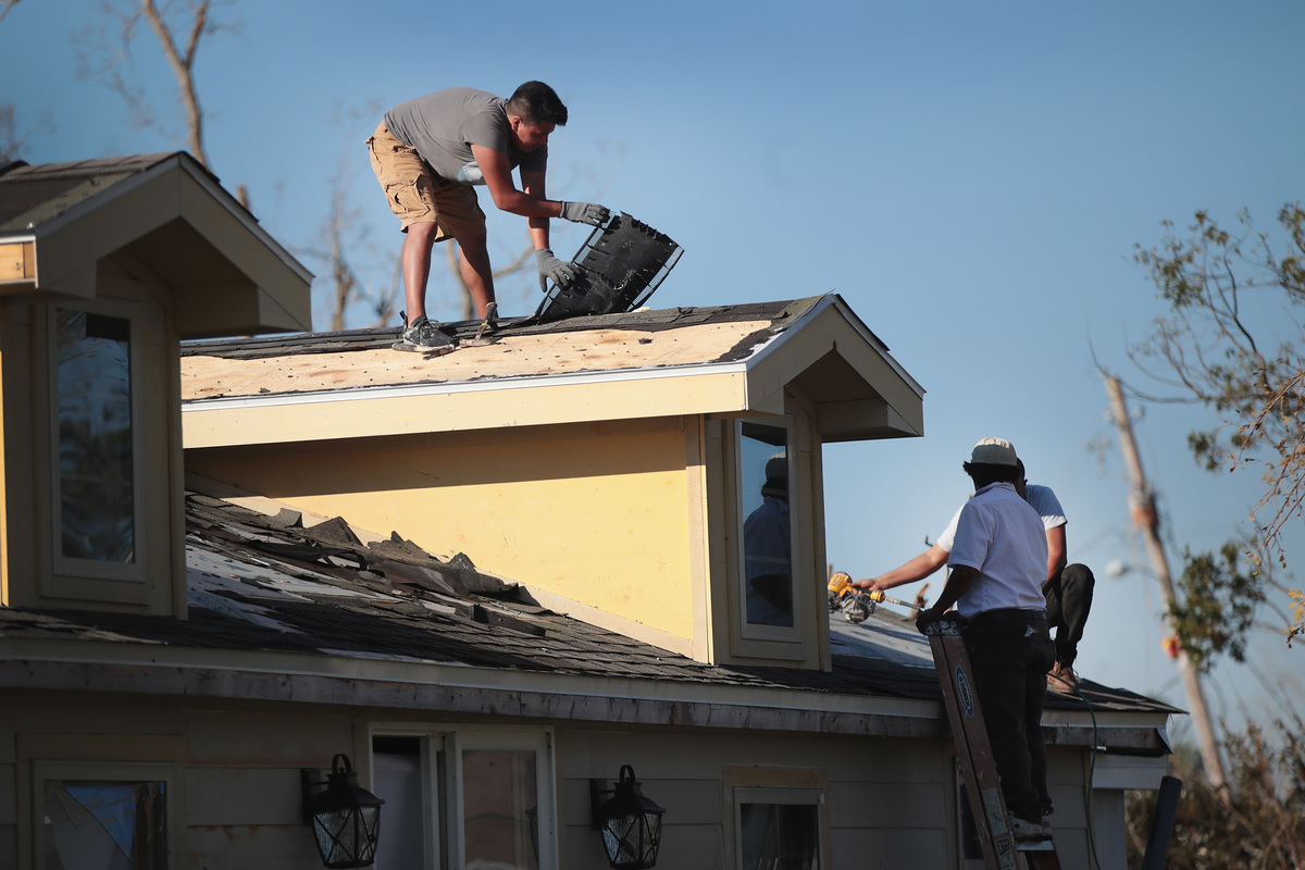 fixing a home is a possible use for an emergency fund