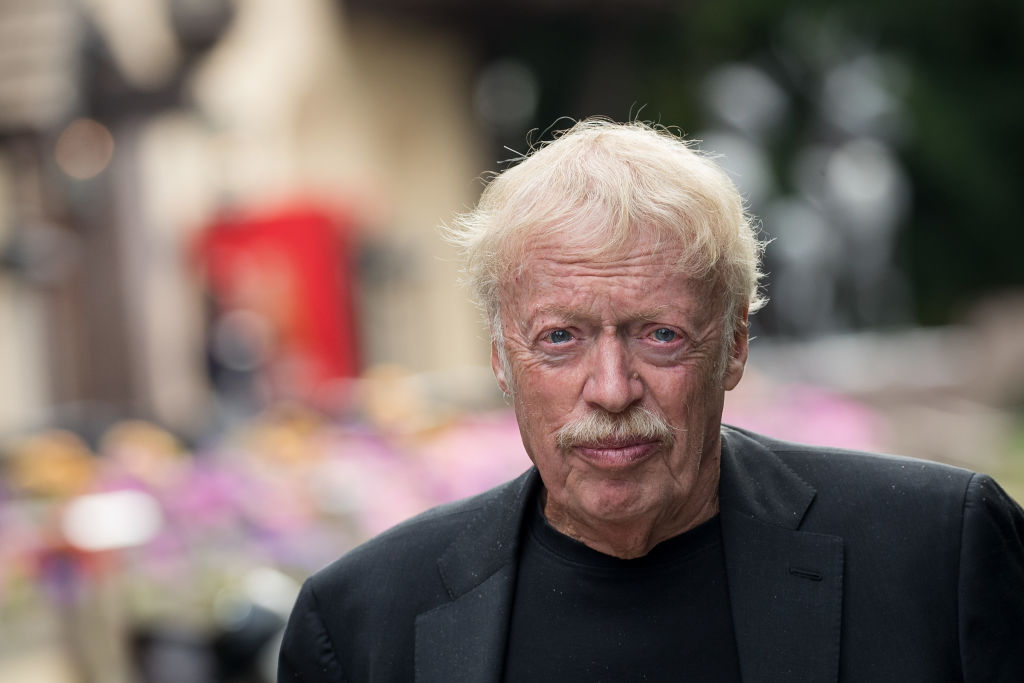 Phil Knight, co-founder and chairman emeritus of Nike