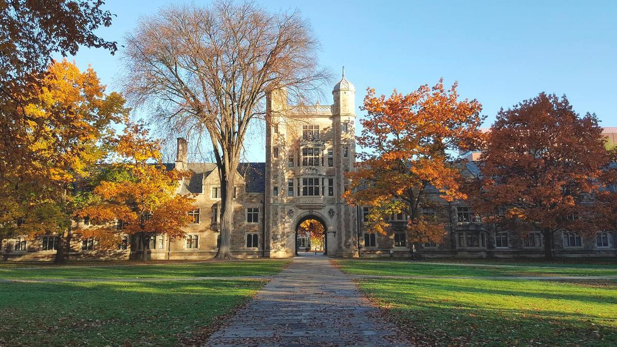campus look