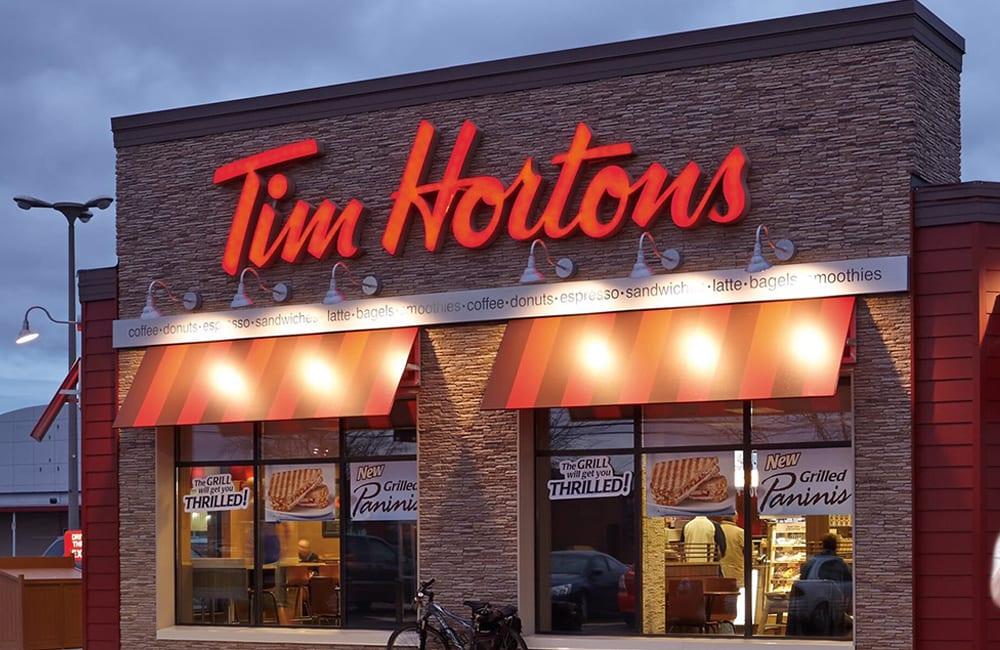 Tim Hortons Might Have A Secret