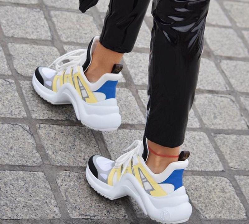 Futuristic Louis Vuitton Kicks