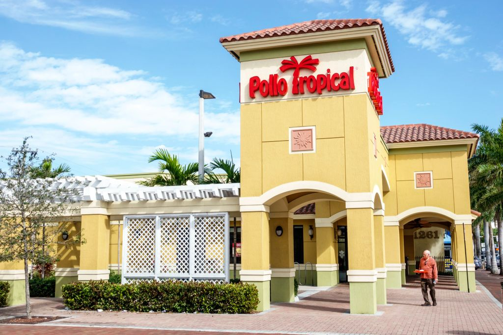 Pollo Tropical Couldn't Keep The Fiesta Going