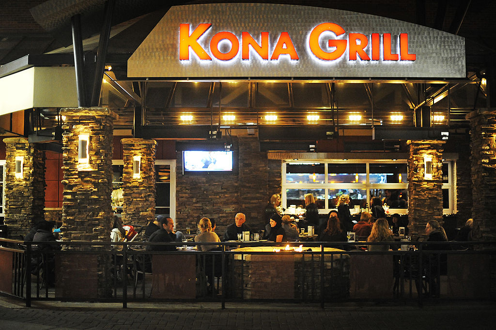 Kona Grill Was An Interesting Choice For An Arizona Restaurant